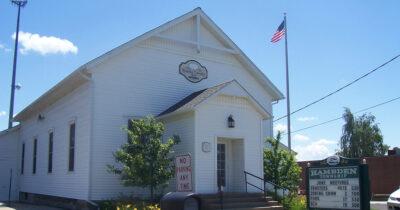 Hambden Township Town Hall