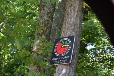 Nature Works Signage