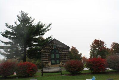 The Mausoleum